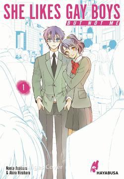 She likes gay boys but not me 1 von Asahara,  Naoto, Hirahara,  Akira