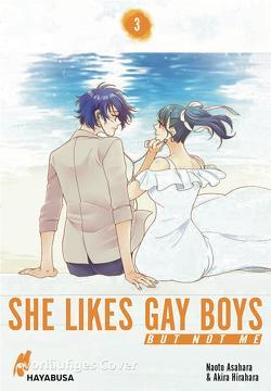 She likes gay boys but not me 3 von Asahara,  Naoto, Hirahara,  Akira