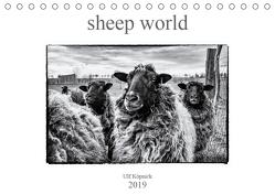 sheep world (Tischkalender 2019 DIN A5 quer) von Köpnick,  Ulf