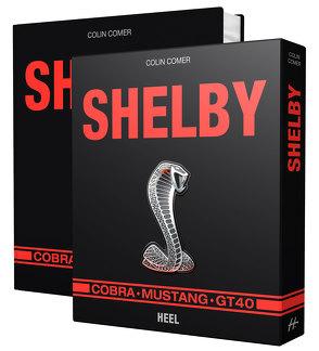 Shelby von Colin Comer, Comer,  Colin