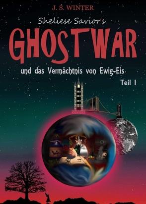 Sheliese Savior's Ghostwar von Winter,  Jessylynn Sidney