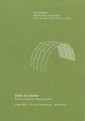 Shells for Shelter von Heidenreich,  Christian, Phillip,  Jana, Ruth,  Jürgen