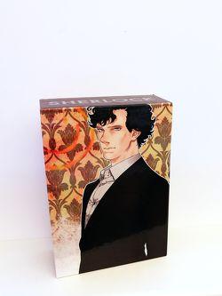 Sherlock 1-3 mit Schuber von Bartholomäus,  Gandalf, Gatiss,  Mark, Jay, Moffat,  Steven