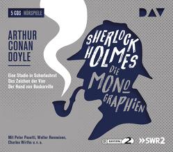 Sherlock Holmes 1 – Die Monographien von Doyle,  Arthur Conan, Haefs,  Gisbert, Hardwick,  Michael, Krogmann,  Hans Gerd, Pasetti,  Peter, Renneisen,  Walter, u.v.a., Wirths,  Charles