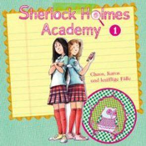Sherlock Holmes Acadamy 01 von Tippner,  Thomas, Watson,  Holly, Winter,  Danny, Winter,  Markus
