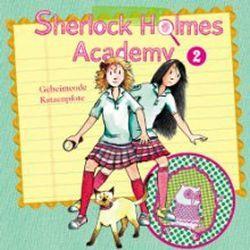 Sherlock Holmes Acadamy 02 von Tippner,  Thomas, Watson,  Holly, Winter,  Danny, Winter,  Markus