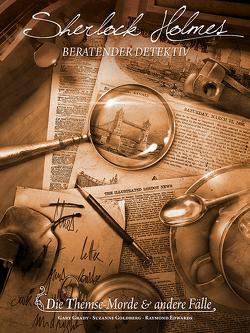 Sherlock Holmes – Beratender Detektiv von Edwards,  Raysmond, Goldberg,  Suzanne, Grady,  Gary