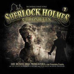 Sherlock Holmes Chronicles 07 von Franke,  Franziska, Winter,  Markus