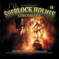Sherlock Holmes Chronicles 12 von Schüler,  Wolfgang, Winter,  Markus