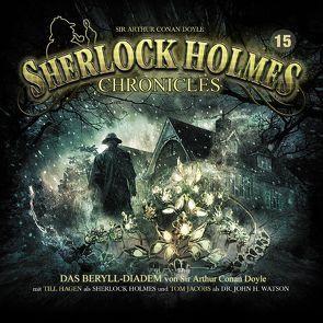 Sherlock Holmes Chronicles 15 von Brett,  James A, Conan Doyle,  Sir Arthur, Winter,  Markus