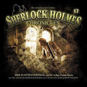 Sherlock Holmes Chronicles 17 von Brett,  James A, Conan Doyle,  Sir Arthur, Winter,  Markus