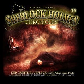 Sherlock Holmes Chronicles 19 von Brett,  James A, Conan Doyle,  Sir Arthur, Winter,  Markus