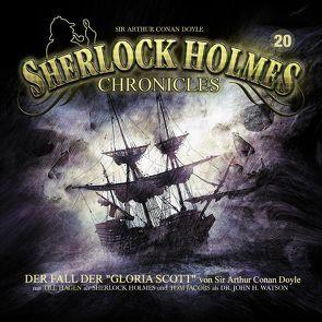 Sherlock Holmes Chronicles 20 von Brett,  James A, Conan Doyle,  Sir Arthur, Winter,  Markus