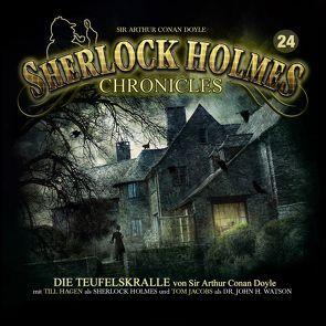 Sherlock Holmes Chronicles 24 von Brett,  James A, Doyle,  Sir Arthur Conan, Winter,  Markus