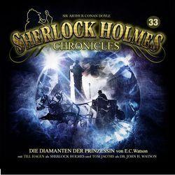 Sherlock Holmes Chronicles 33 von Watson,  E.C., Winter,  Markus
