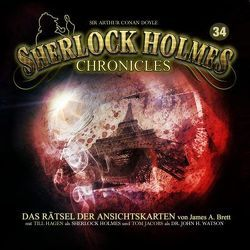 Sherlock Holmes Chronicles 34 von Brett,  James A, Winter,  Markus