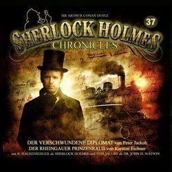 Sherlock Holmes Chronicles 37 von Eichner,  Karsten, Jackob,  Peter, Winter,  Markus