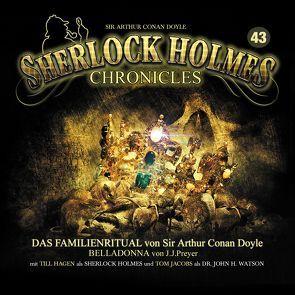 Sherlock Holmes Chronicles 43 von Conan Doyle,  Sir Arthur, Winter,  Markus