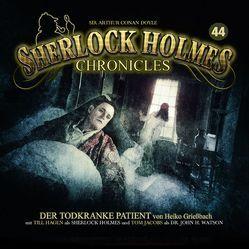 Sherlock Holmes Chronicles 44 von Grießbach,  Heiko, Winter,  Markus