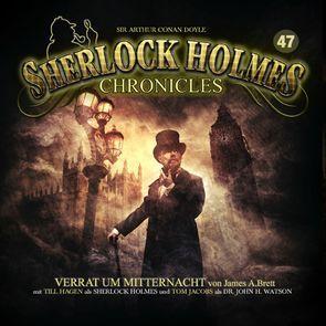 Sherlock Holmes Chronicles 47 von Winter,  Markus
