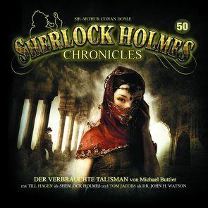 Sherlock Holmes Chronicles 50 von Buttler,  Michael, Winter,  Markus