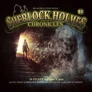 Sherlock Holmes Chronicles 51 von Winter,  Markus