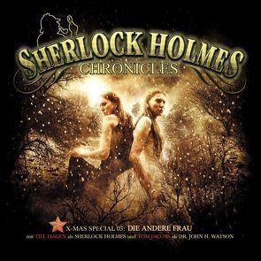 Sherlock Holmes Chronicles X-Mas Special 03 von Walter,  Klaus Peter, Winter,  Markus