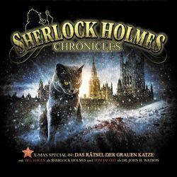 Sherlock Holmes Chronicles X-Mas Special 4 von Winter,  Markus