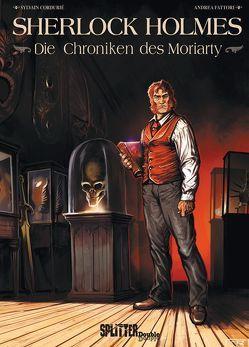 Sherlock Holmes – Die Chroniken des Moriarty von Cordurié,  Sylvain, Fattori,  Andrea
