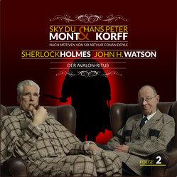 Sherlock Holmes & Dr. H. Watson 02