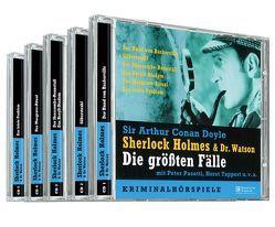 Sherlock Holmes & Dr. Watson. Die größten Fälle von DiCiriaco-Sussdorff,  Angela, Doyle,  Arthur C, Hardwick,  Michael, Pasetti,  Peter, Stamm,  Heinz G, Tappert,  Horst