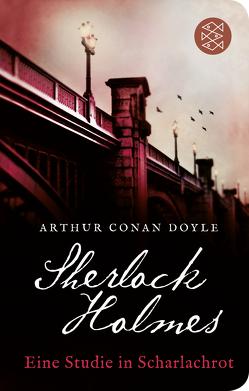 Sherlock Holmes – Eine Studie in Scharlachrot von Ahrens,  Henning, Doyle,  Arthur Conan
