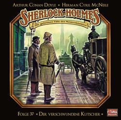 Sherlock Holmes – Folge 37 von Bierstedt,  Detlef, Diverse, Doyle,  Arthur Conan, McNeile,  Herman Cyril, Tennstedt,  Joachim
