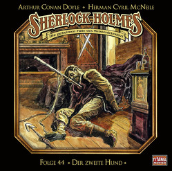 Sherlock Holmes – Folge 44 von Bierstedt,  Detlef, Diverse, Doyle,  Sir Arthur Conan, McNeile,  Herman Cyril, Tennstedt,  Joachim