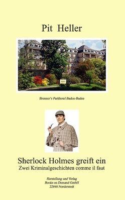 Sherlock Holmes greift ein von Hellebrand,  Walter, Heller,  Pit