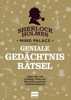 Sherlock Holmes Mind Palace Geniale Gedächtnisrätsel von Dedopulos,  Tim