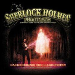 Sherlock Holmes Phantastik 02 von Fröhlich,  Thomas, Winter,  Markus