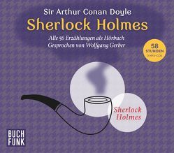 Sherlock Holmes – Sämtliche Erzählungen von Doyle,  Arthur Conan, Gerber,  Wolfgang