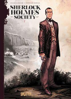 Sherlock Holmes – Society von Bervas, Cordurié,  Sylvain, Torrents