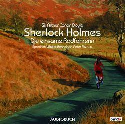 Sherlock Holmes (Teil 2) – Die einsame Radfahrerin von Doyle,  Sir Arthur Conan, Fitz,  Peter, Hall,  Achim, Hemmerle,  Klaus, Holz,  Michael, Leuchtmann,  Christiane, Renneisen,  Walter