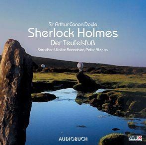 Sherlock Holmes (Teil 8) – Der Teufelsfuß von Doyle,  Sir Arthur Conan, Fitz,  Peter, Korff,  Hans-Peter, Renneisen,  Walter, Sittler,  Walter, Wirths,  Charles