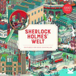 Sherlock Holmes` Welt von Miller,  Doug John, Utechin,  Nicholas, Vogel-Ropers,  Anne