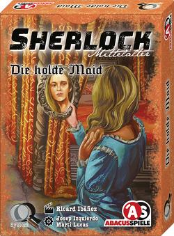 Sherlock Mittelalter – Die holde Maid von Ibáñez,  Ricard, Sales,  Amelia