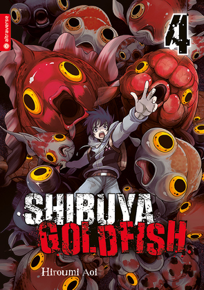 Shibuya Goldfish 04 von Aoi,  Hiroumi