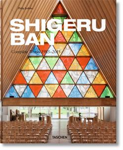 Shigeru Ban. Updated version von Jodidio,  Philip