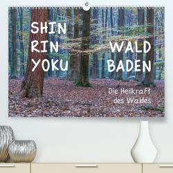 Shinrin yoku – Waldbaden 2020 (Premium, hochwertiger DIN A2 Wandkalender 2020, Kunstdruck in Hochglanz) von van der Wiel www.kalender-atelier.de,  Irma