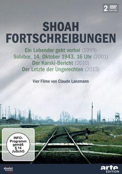 SHOAH FORTSCHREIBUNGEN von Lanzmann,  Claude