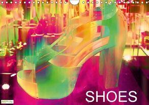 Shoes (Wandkalender 2018 DIN A4 quer) von Hampe,  Gabi