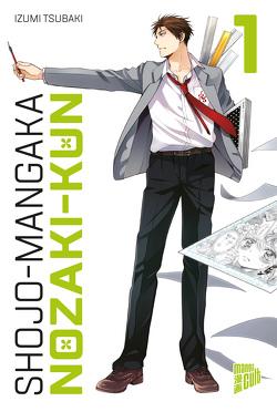 Shojo-Mangaka Nozaki-kun 1 von Tsubaki,  Izumi