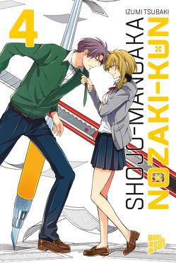 Shojo-Mangaka Nozaki-kun 4 von Hasse,  Sibylle, Tsubaki,  Izumi